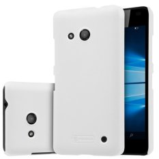 Nillkin Super Frosted Shield for Microsoft Lumia 550 - Putih + Free Screen Protector