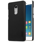 Review Terbaik Nillkin Super Frosted Shield Hard Case For Xiaomi Redmi Note 4X Black