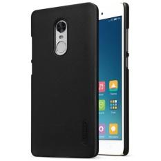 Beli Nillkin Super Frosted Shield Hard Case For Xiaomi Redmi Note 4X Black Dengan Kartu Kredit