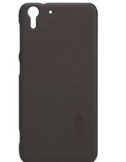 Nillkin Super Frosted Shield Hard Case HTC Desire Eye – Cokelat