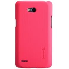 Nillkin Super Frosted Shield Hard Case LG L80 – Merah Terang