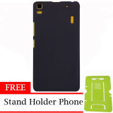 Diskon Nillkin Super Shield Hardcase 1Mm Original For Lenovo A7000 Black Free Stand Holder Phone Branded
