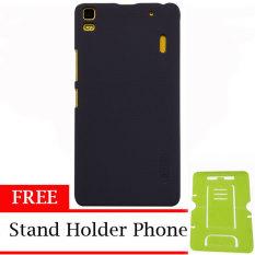 Harga Nillkin Super Shield Hardcase 1Mm Original For Lenovo A7000 Black Free Stand Holder Phone Asli