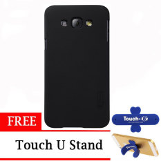 Beli Barang Nillkin Super Shield Hardcase 1Mm Original For Samsung Galaxy A8 Black Free Stand Holder Phone Online