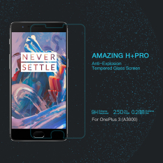 Jual Nillkin Tempered Glass Amazing H Pro Oneplus 3 A3000 A3003 Oneplus 3T Nillkin Murah