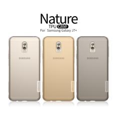 Promo Toko Nillkin Tpu Case Nature Tpu Samsung Galaxy J7 Plus Galaxy C7 2017 Galaxy C8 Grey Abu