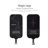 Jual Nillkin Wireless Receiver Magic Tags Type C Black Hitam Branded Original