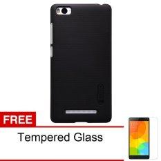 Tips Beli Nillkin Xiaomi Mi 4I Super Frosted Shield Hitam Gratis Tempered Glass Yang Bagus