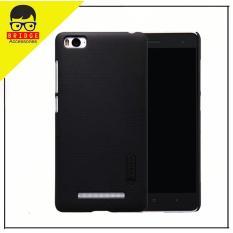 Nillkin Xiaomi Mi4i / Mi4C Case Frosted Shield Hard Back Cover for Xiaomi Mi4i / Mi4C  - Hitam
