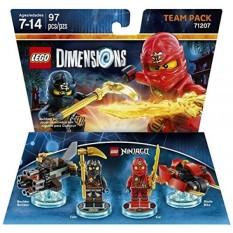Ninjago Team Pack - LEGO Dimensions - intl