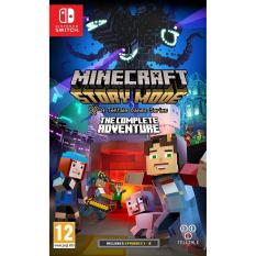 Nintendo Minecraft Story Mode: The Complete Adventure - Switch