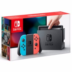 Nintendo Switch Game Console - Neon