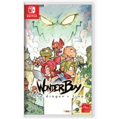 Nintendo Wonder Boy The Dragon's Trap - Switch