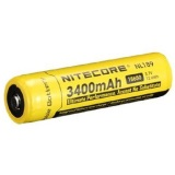 Jual Nitecore 18650 Rechargeable Li Ion Battery 3400Mah 3 7V Nl189 Import