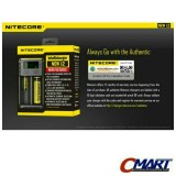 Spesifikasi Nitecore New I2 Intellicharger Universal Battery Charger 18650 Newi2 Terbaik