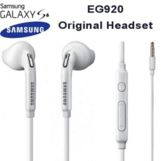 Jual Nnc Headset Earphone Headphone Handfree Mic For Samsung S6 S5 S4 Note 2 3 Phones In Ear Original Universal Original