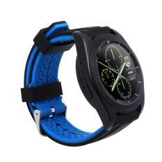 No 1 G6 Denyut Jantung Smart Watch 1 2 Menyentuh Layar Mtk2502 Bluetooth 4 Untuk Iphone 6 Plus 7S Plus Samsung S6 S6 Edge Htc Android Smartphone Olahraga Hitam Intl No 1 Diskon