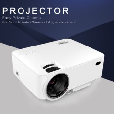 No Screen Projection TV Intelligent Projector Home Wireless Internet Projector Recruit National Agents - intl