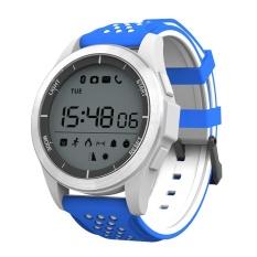 Beli No 1 F3 Olahraga Smartwatch Bluetooth 4 Ip68 Tahan Air Remote Camera Sedentary Pengingat Tidur Monitor Pedometer Intl Nyicil