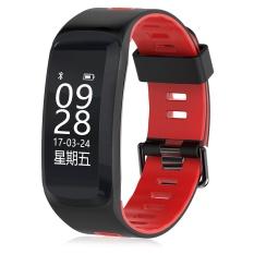 Jual Smartband Ip68 Tahan Air Monitor F4 Denyut Jantung Tidur Dengan Remote Camera Bluetooth 4 Oem Branded
