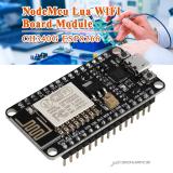 Diskon Nodemcu Lua Wifi Internet Dewan Pengembangan Berdasarkan Esp8266 Ch340G Board Te390 Akhir Tahun