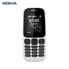Nokia 105 2017 Neo White