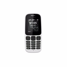 Nokia 105 DS 2017 - White