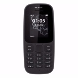 Jual Nokia 105 Dual Sim 2017 Garansi Resmi Hitam Ori