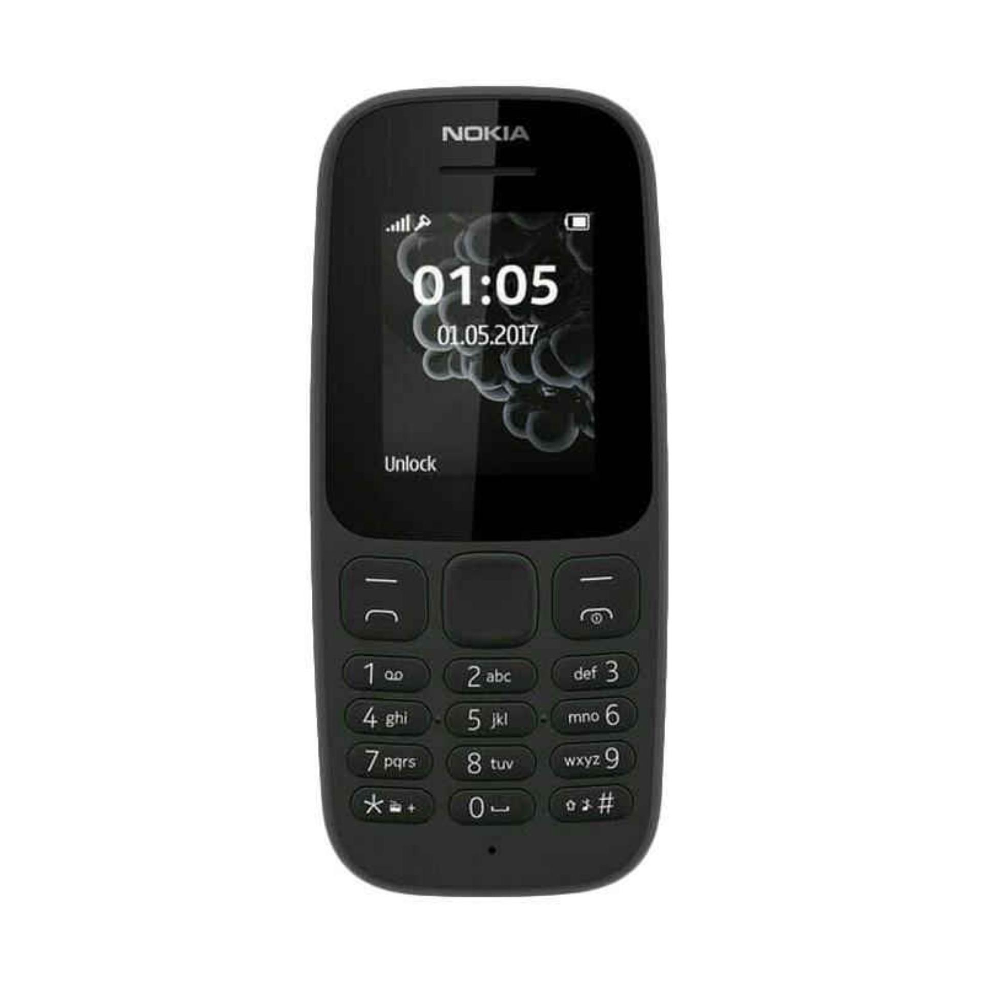 Toko Nokia 105 Dual Sim 2017 Handphone Garansi Resmi Dekat Sini