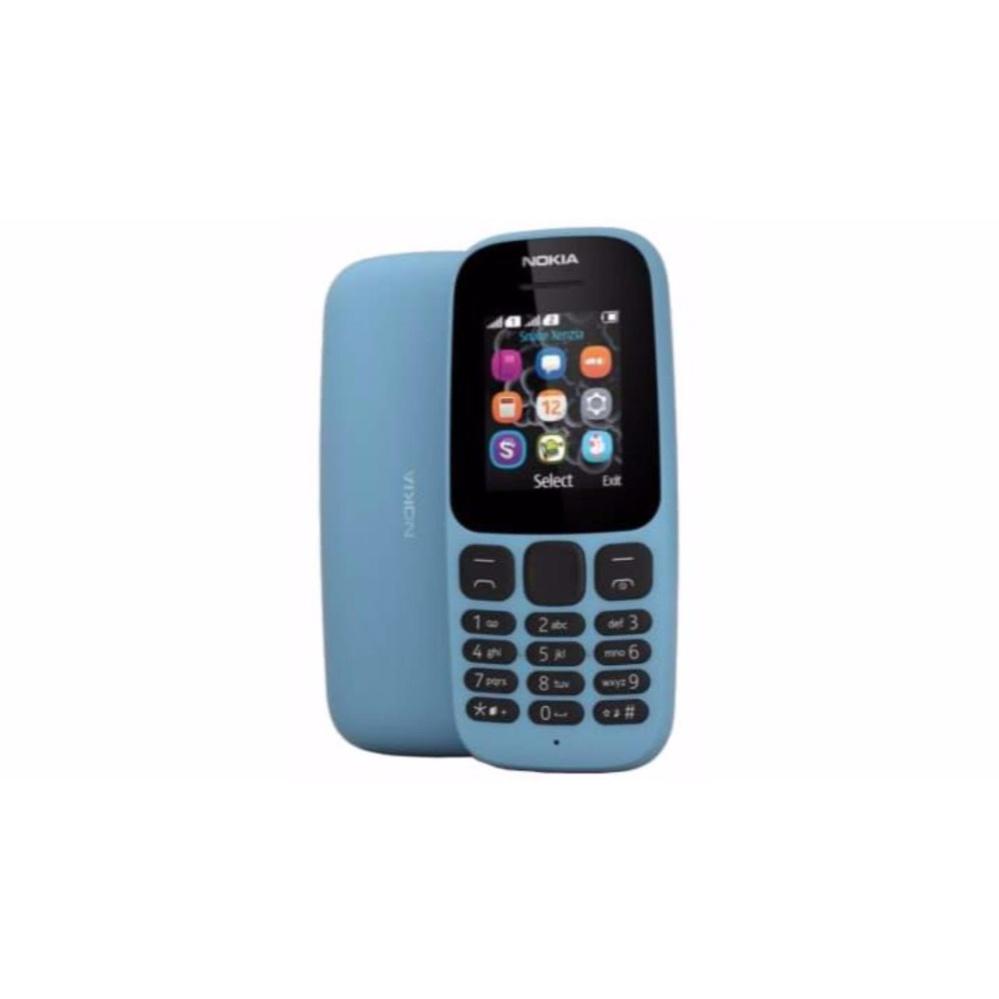 Spesifikasi Nokia 105 Dual Sim 2017 Resmi Nokia