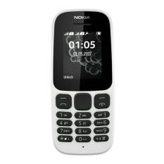 Harga Nokia 105 Dual Sim 2017 White Termurah