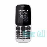 Jual Nokia 105 Dual Sim Garansi Resmi Putih Branded Murah