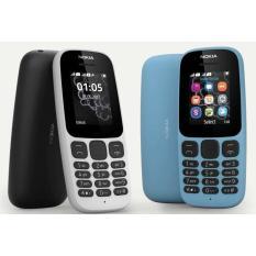 Nokia 105 new 2017 Original 100% Garansi Resmi 1 tahun