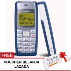 Nokia 1110I Free Voucher Terbaru