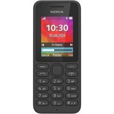Jual Nokia 130 Dual Sim Hitam North Sumatra Murah