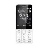 Obral Nokia 230 Handphone Silver 16Mb Dual Sim Murah
