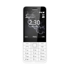 Diskon Nokia 230 Handphone Silver 16Mb Dual Sim Nokia