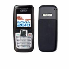 Nokia 2610 Model Single SIM Jadul Refurbish