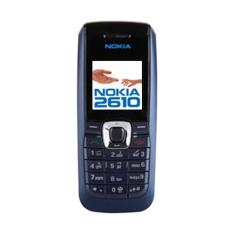 Nokia 2610 Model Jadul Single SIM Refurbish