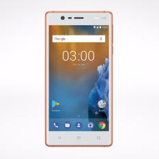 Nokia 3 Android - 2/16 GB - Dual SIM - 4G LTE - Copper White