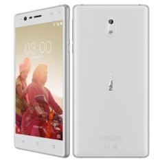 Nokia 3 Android - 2/16 GB - Dual SIM - 4G LTE - Garansi Resmi