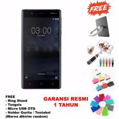 Toko Nokia 3 Android 2 16 Gb Dual Sim 4G Lte Garansi Resmi Free 4 Item Accessories Nokia Online