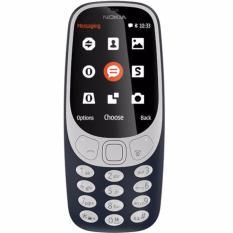 Nokia 3310 2017 Handphone - Dark Blue
