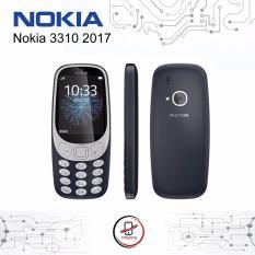 Nokia 3310 New Edition 2017 Dual Sim Garansi Resmi Nokia 1 Tahun North Sumatra Diskon 50