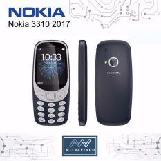 Spesifikasi Nokia 3310 Reborn New Edition 2017 Garansi Resmi Indonesia New Lengkap Dengan Harga