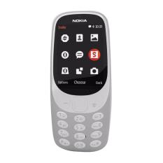 Promo Nokia 3310 New Edition 2017 Grey Indonesia