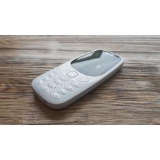 Nokia 3310 New Edition 2017 Grey Garansi Resmi Indonesia