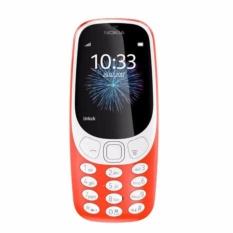 Kualitas Nokia 3310 New Edition 2017 Warm Red Nokia
