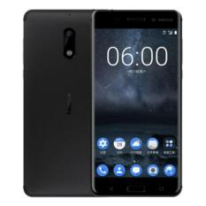 Beli Nokia 6 Ram 4Gb 32Gb Black Online Indonesia
