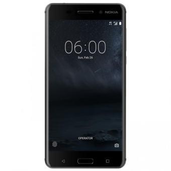 9 Nokia 6 Smartphone - 4/64 GB - Dual SIM - 4G LTE - Black